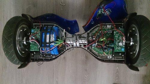 не включается гироскутер smart wheel 10