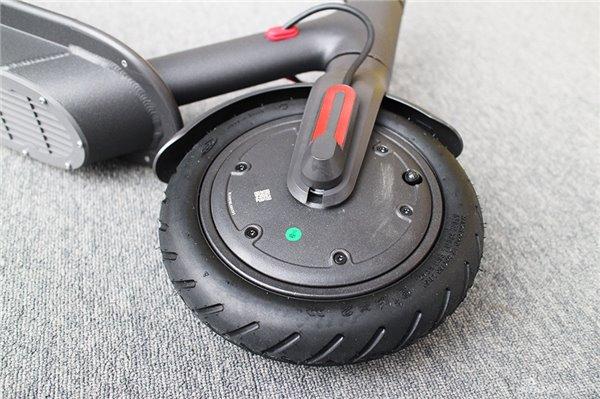 колесо электросамоката xiaomi mijia electric scooter